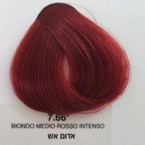 צבע 7.66 – סדרת אדום אינטנסיבי
